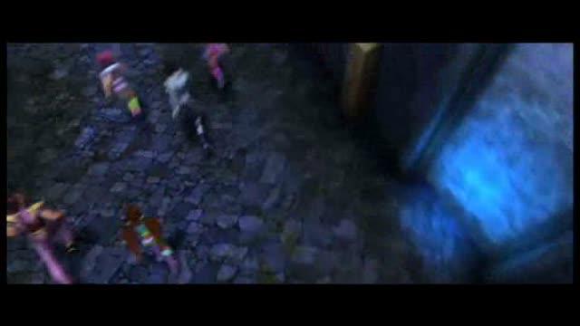 Winx Club, l'aventure magique 3D : Gianni Travaglio