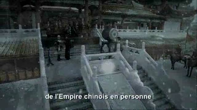 Le choc des empires : Nell Ng