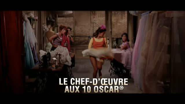 Sortie Blu-Ray : West Side Story