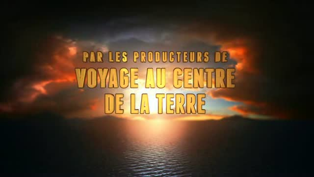 Bande Annonce : Voyage au centre de la Terre 2 : l'île mystérieuse