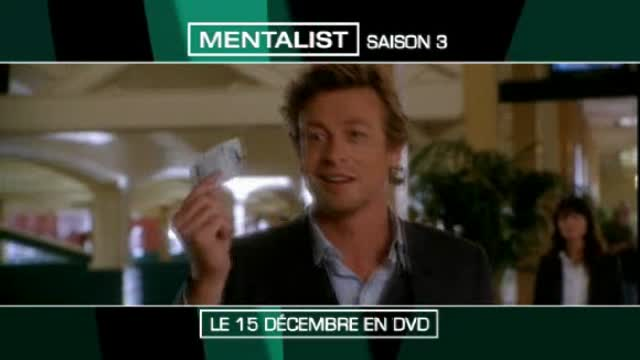 Spot TV : Mentalist - Saison 3