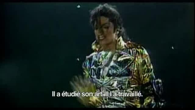 Bande Annonce : Michael Jackson : Une vie de l�gende