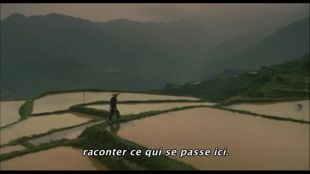 La Rizière : Wu Shenming