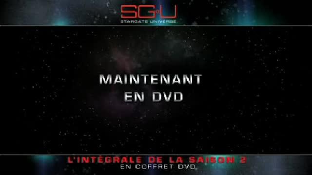 Bande Annonce : Stargate Universe - Saison 2