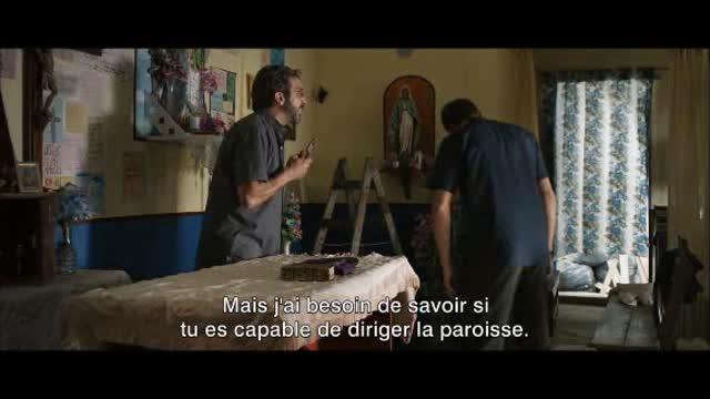 Saint Ange : Mathieu Lauffray