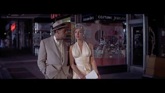 Sept ans de réflexion - Extrait 1 VO : Eternelle Marilyn : la collection Blu-Ray
