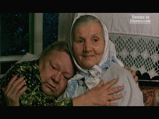 Baboussia : Valentina TCHERKAZIONOVA