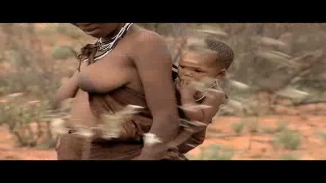 Africa, le sang et la beauté : Serge Yastreb