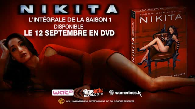 Bande-annonce : Nikita, la s�rie US - Saison 1