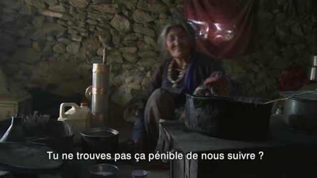 La nuit nomade : Guillaume Lips