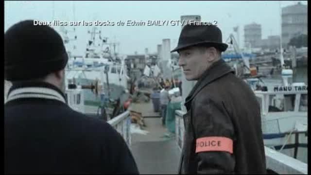 Deux Flics sur les docks : Graham Hurley