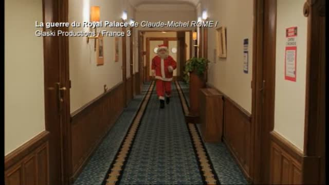 La Guerre du Royal Palace : Claude-Michel Rome