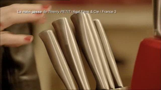 La main passe : Thierry Petit