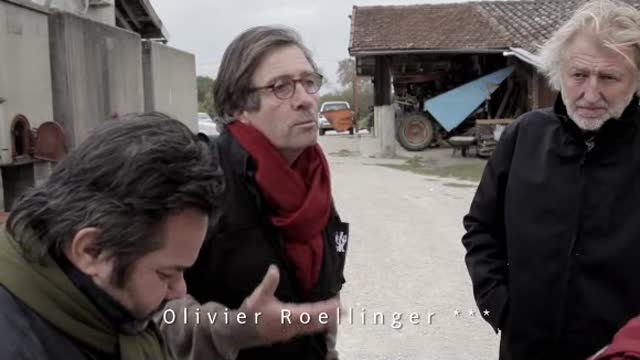 Entre les Bras, la cuisine en héritage : Romain Carcanade