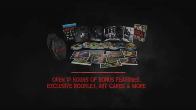 Bande-annonce : Coffret Universal Classic Monsters