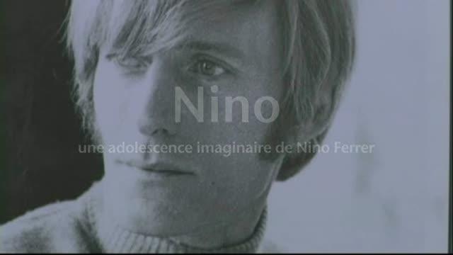 Nino, une adolescence imaginaire de Nino Ferrer : Anne Hiribarren