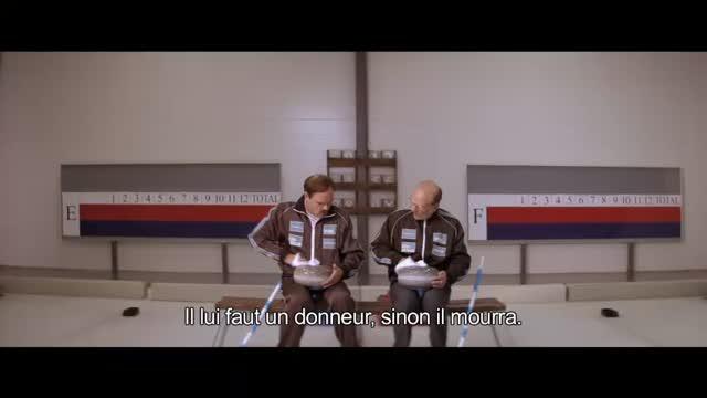 Le Roi du curling : Per-Erik Eriksen