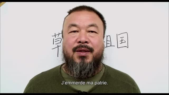 Bande-annonce VOST : Ai Weiwei : Never Sorry