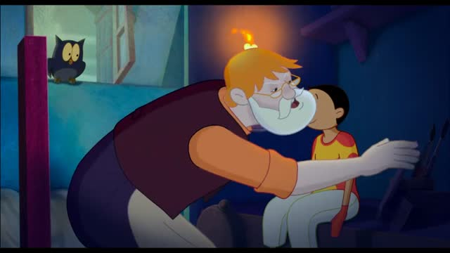 Pinocchio : Anton Roebben