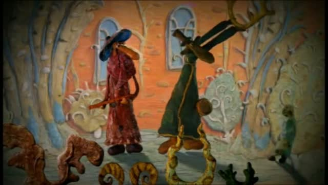 Les trois chasseurs : Serge� Merinov