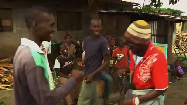 Sababou : Oscar Irie
