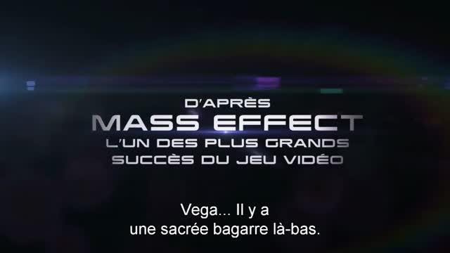 Mass Effect - Paragon Lost : Atsuhi Takeuchi
