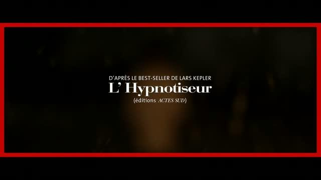 L'Hypnotiseur : Thomas Magnusson