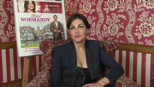 Interviews de l'équipe : Hôtel Normandy