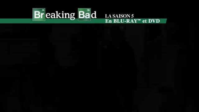 Spot TV : Breaking Bad - Saison 5