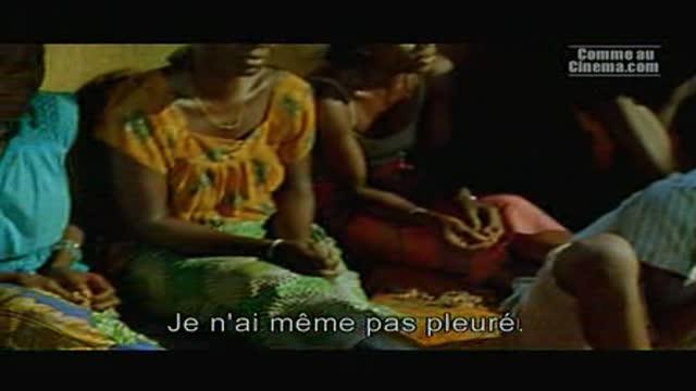 LA NUIT DE LA VéRITé : Adama Ouedraougo