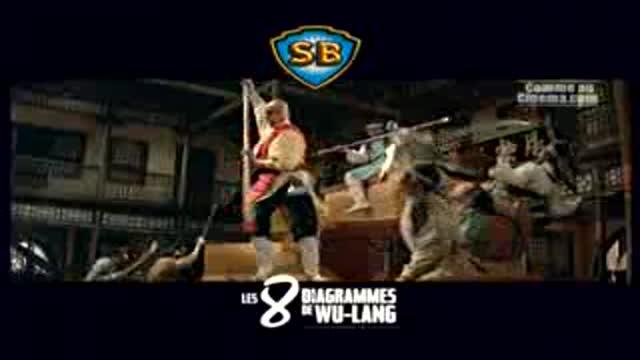 Les Arts Martiaux de Shaolin : Huang Qiu Yan