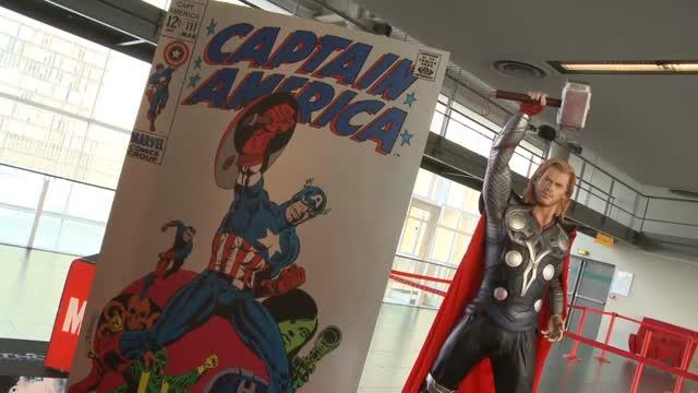 Avengers Rassemblement : Joe Casey