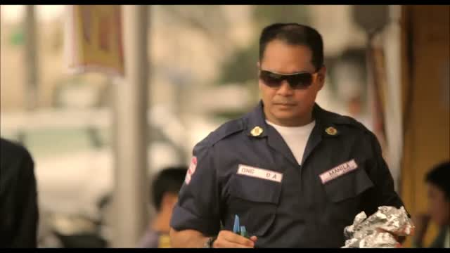 Metro Manila : Moises Magisa