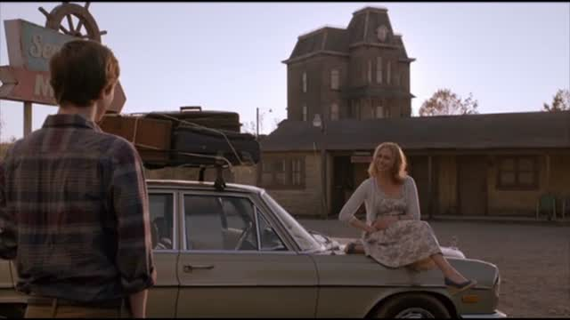 Extrait 1 : Bates Motel - Saison 1