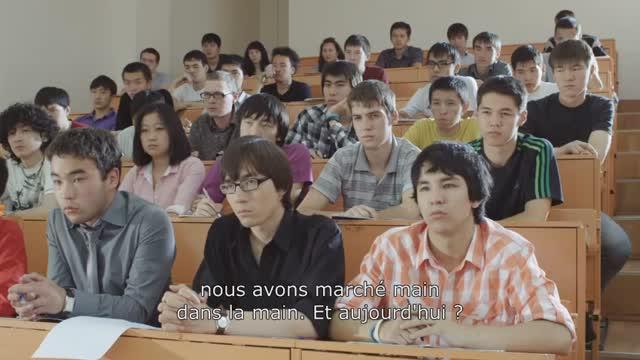 Bande-annonce VOST : L'étudiant