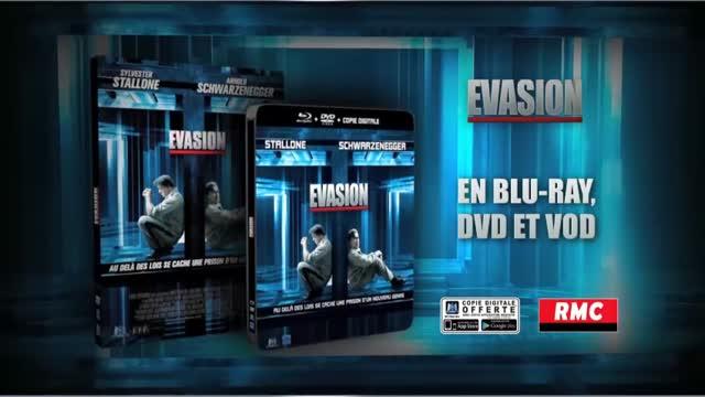 Spot TV : Evasion