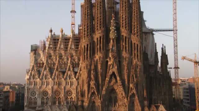 Gaudi, le myst�re de la Sagrada Familia : Carolina Trujillo