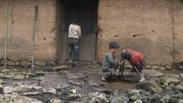Les trois Soeurs de Yunnan : Antoine Fournier
