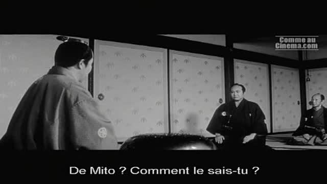 Samourai : Michiyo Aratama