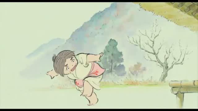 Le Conte de la Princesse Kaguya : Shichinosuke Nakamura