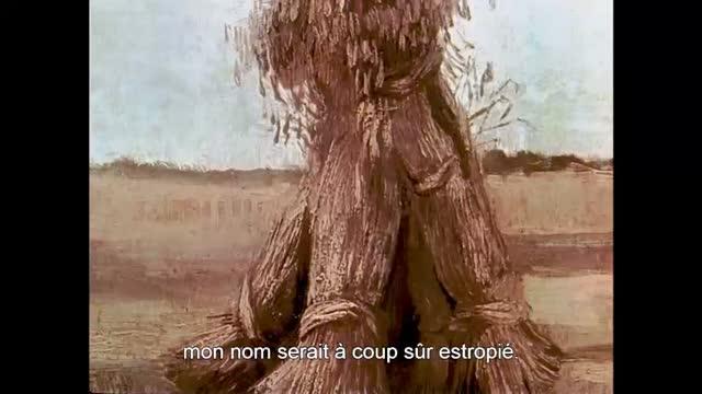 Vincent, la vie et la mort de Vincent Van Gogh : Neil Angwin