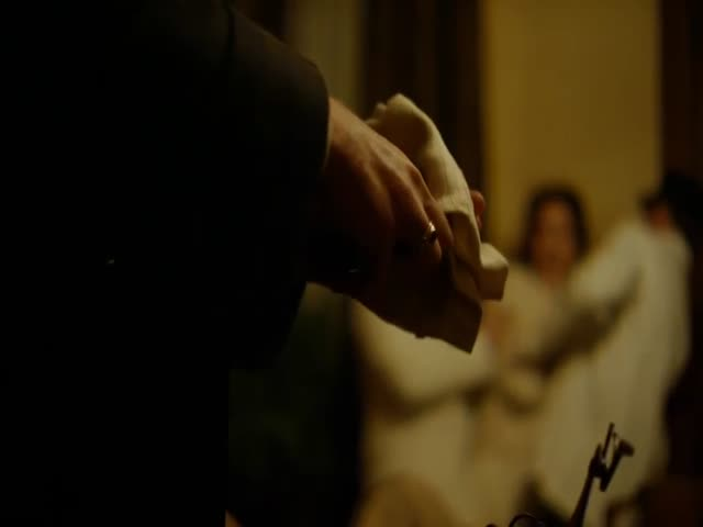The Knick : Happy Anderson