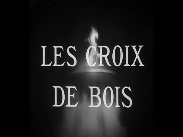 Les Croix de Bois :  Ren� Montis