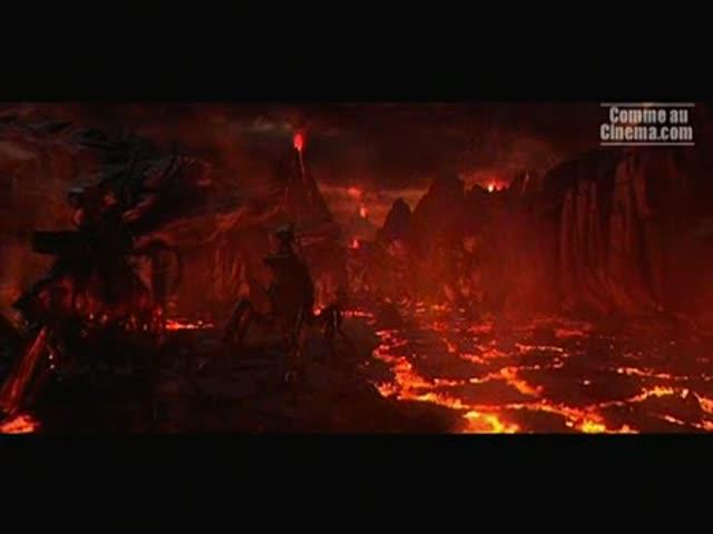 Bande Annonce : Star Wars �pisode 3 - La Revanche des Sith