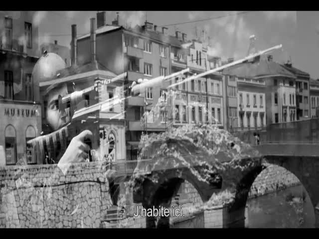 Les Ponts de Sarajevo : Leonardo Di Constanzo