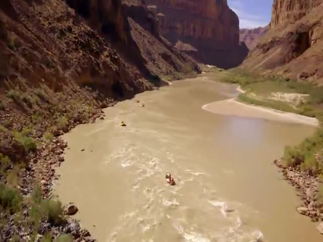 Bande-annonce VO : Grand Canyon
