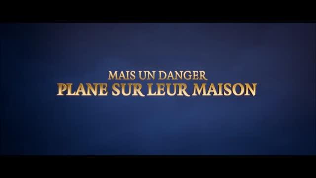 Bande Annonce : Le Manoir Magique