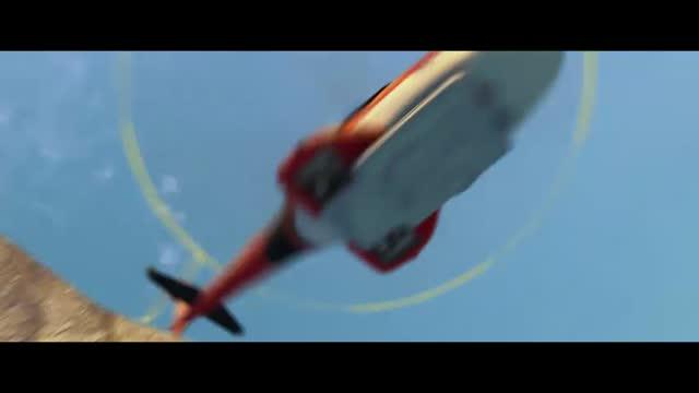Planes 2 : Ferrell Barron