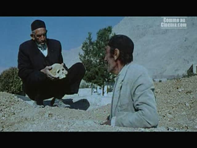 Sommeil amer : Asghar Kazemi