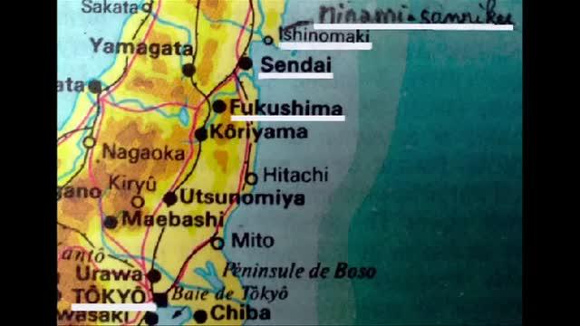 La vie après Fukushima - Japon nord-Est : Stéphane Thibierge